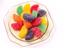 Fruit Chew Candies Royalty Free Stock Image