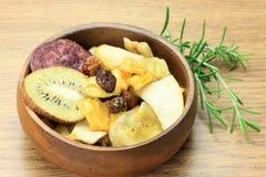 Fruit chips Stock Photo