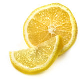 Fruit citrus lemon Stock Image