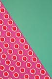 Fruit citrus seamless pattern. Stock Photo