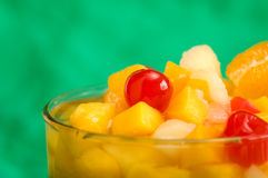 Fruit cocktail 2 Royalty Free Stock Photos