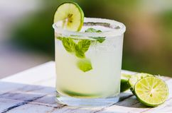 Fruit cocktail Stock Photography