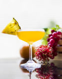 Fruit cocktails Stock Image