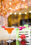 Fruit cocktails royalty free stock image