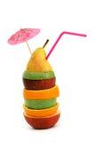 Fruit coctail Stock Image