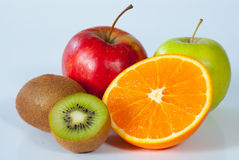 Fruit collection royalty free stock photo