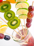 Fruit and color Stock Photos