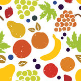 Fruit_colored Fotografía de archivo libre de regalías