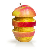 Fruit components Royalty Free Stock Photography