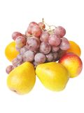 Fruit composition Royalty Free Stock Images