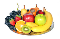 Fruit composition Stock Image