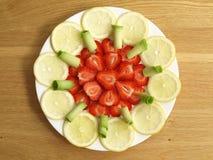 Fruit composition Stock Photo