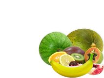 Fruit Corner Royalty Free Stock Photos