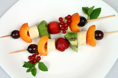 Fruit cuisine Royalty Free Stock Image