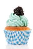 Fruit cupcake Stock Images