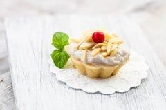 Fruit cupcake Stock Photography