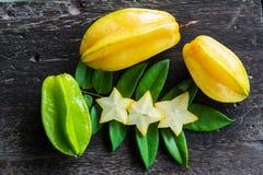 Fruit d'étoile Image stock