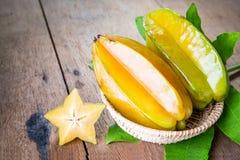 Fruit d'étoile Photographie stock