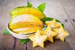Fruit d'étoile Images libres de droits