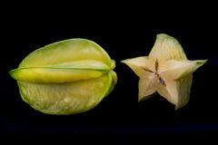 Fruit d'étoile Photos libres de droits