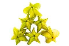 Fruit d'étoile Photographie stock libre de droits