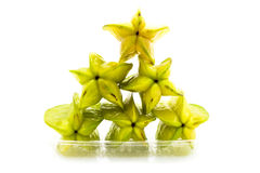 Fruit d'étoile Image libre de droits