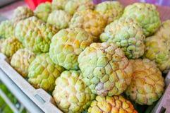 Fruit d'Annona photographie stock libre de droits