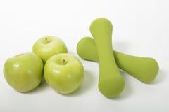 Fruit d'haltères Photo libre de droits