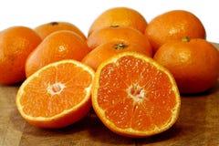 Fruit d'orange de Hallabong Photos libres de droits
