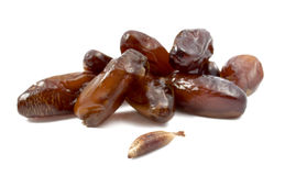 Fruit dates Stock Image
