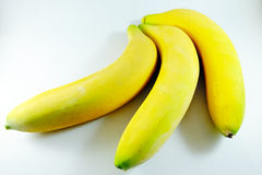 Fruit de banane, fruit artificiel - c'est le fruit contrefait 7 photographie stock