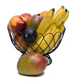 fruit de cuvette images stock