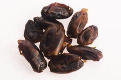 Fruit de dattes sèches Photo stock