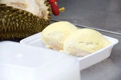 Fruit de durian Images stock