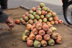 Fruit de ficus d'opuntia Image stock