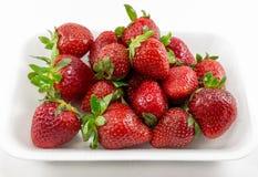 Fruit de fraise Photos libres de droits