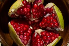 Fruit de grenade Photographie stock libre de droits