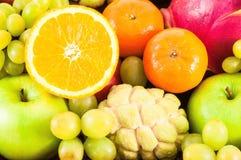 Fruit de groupe Image libre de droits
