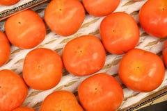 Fruit de kaki, Japon Image stock