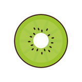 Fruit de Kiwi Delicious Photos libres de droits