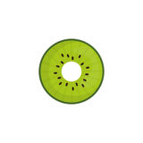 Fruit de Kiwi Delicious Images libres de droits