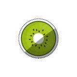 Fruit de Kiwi Delicious Photographie stock libre de droits