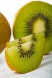 Fruit de Kiwi Juice d'isolement image libre de droits