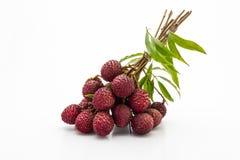 Fruit de litchi. Image libre de droits