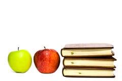 fruit de livres Image libre de droits