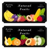 Fruit de logo Image libre de droits