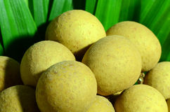 Fruit de Longan. Photo stock