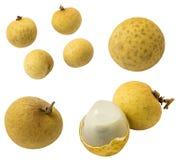 Fruit de Longan Photo libre de droits