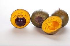 Fruit de Lucuma Image libre de droits