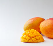 Fruit de mangue Image libre de droits